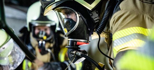 Ausbildung Atemschutzgeräteträger 30.05.2021